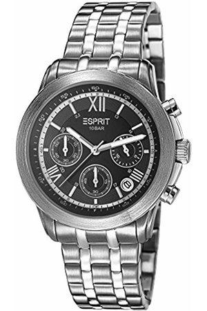 Esprit Doug Oriental Men's Quartz Watch with Dial Chronograph Display and Stainless Steel Bracelet ES900751004