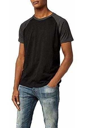 Urban classics Men's Raglan Contrast Tee T-Shirt