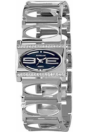 Excellanc Women's Quartz Watch 180323000027 with Metal Strap