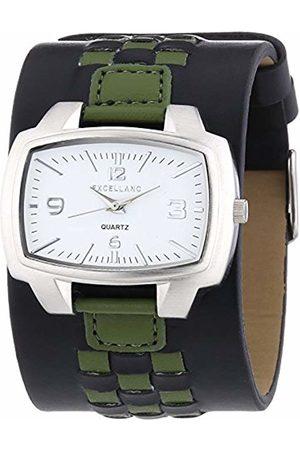 Excellanc Women's Quartz Watch Calvin Klein Basic Chrono 195022100133 with Leather Strap