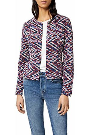 Tom Tailor Women's Colourful Blazer Suit Jacket