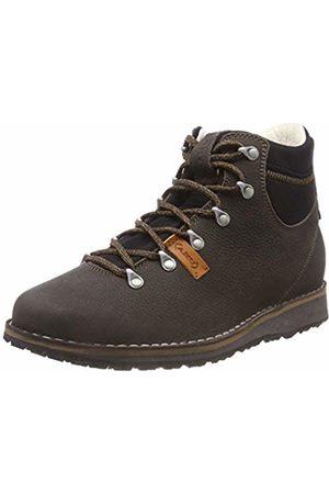 Aku Unisex Adults' Badia Plus High Rise Hiking Boots, (Dark 095)