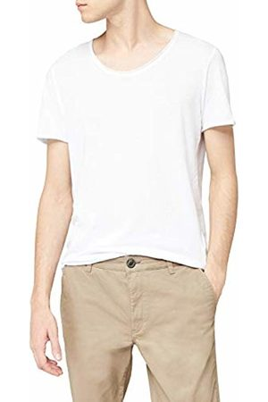 Selected Homme Men's SHNNEWMERCE SS O-Neck TEE NOOS T-Shirt, Bright