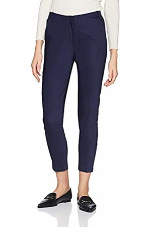 Benetton Women's Trouser, (Dark 252)