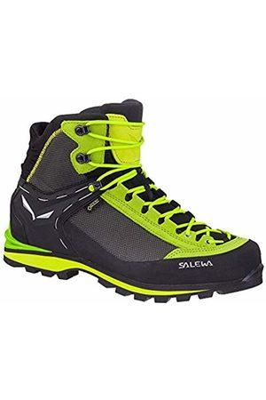 Salewa Men's Ms Crow GTX High Rise Hiking Boots, (Cactus/Sulphur Spring 5320)
