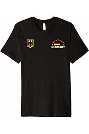 I Love my flag-Patriotic gifts Shirt Men women Germany flag