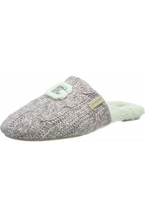 GANT Women's Lazy Open Back Slippers, ( Melange G588)