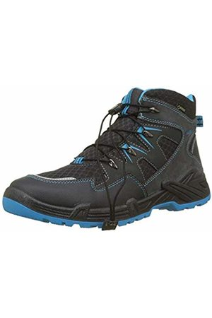 Superfit Boys' Canyon Snow Boots, (Grau/Blau 20)