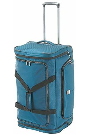 Titan Nonstop Trolley Travelbag, Petrol, 382601-22 Travel Duffle, 70 cm