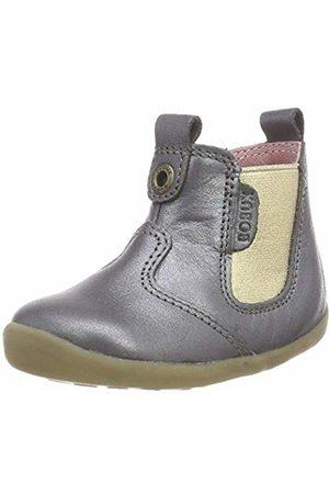 Bobux Jodphur, Girls' Chelsea Boots Chelsea Boots, Grau (Charcoal Shimmer 1)