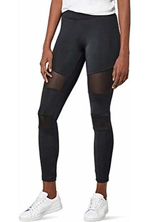 Urban classics S Women's Ladies Tech Mesh Leggings