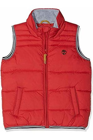 Timberland Boys' Doudoune SANS Manches Sleeveless Jacket