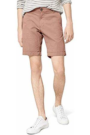 Selected Homme Men's Shhparis Cafe AU Lait ST Shorts