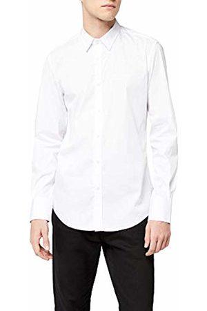 Antony Morato Men's Camicia Basica Abbottonatura A Vista Casual Shirt