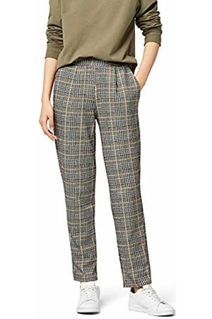 find. Soft Check Tapered Trouser