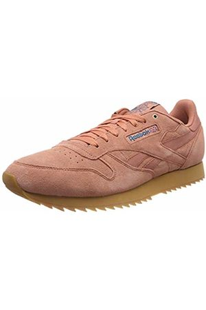 Reebok Men's Cl R Ripple M Gymnastics Shoes, Dirty Apricot/Teal/Gum