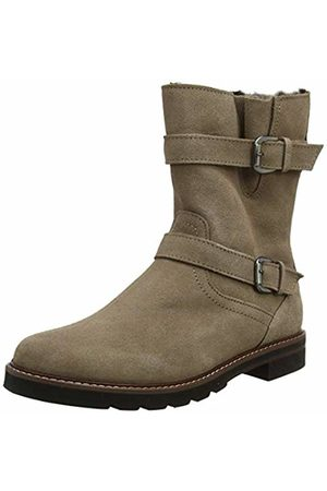 Dune Women's Rhianne High Boots, Taupe