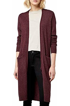 Vila Viril L//S Long Knit Cardigan Donna