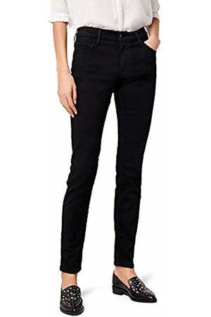Mustang Women's Sissy Slim Jeans, -Schwarz (Dark Vintage 492)