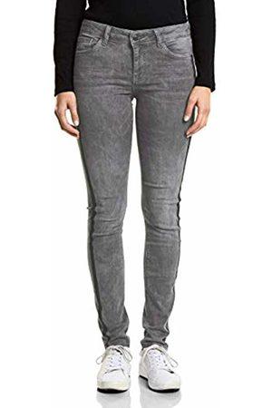 Street one Women's 371750 York Slim Jeans, ( Random Bleach 11618)