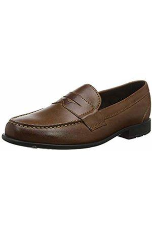Rockport Men's Classic Loafer Penny Dk (Dark 002)