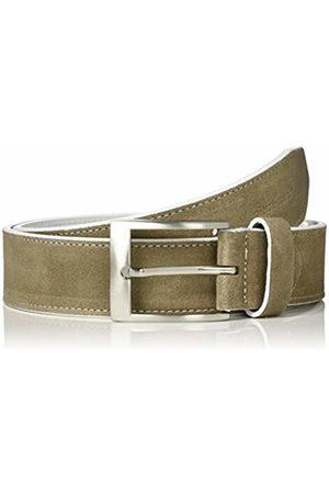 Pierre Cardin Men's Echt Leder 1070083.025 Belt, 25 Sand