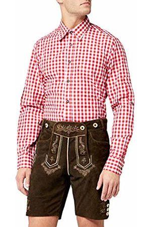 Fuchs Men's Long Sleeve Leisure Shirt