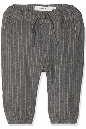 Name it Baby Boys' Nbmrittin Pants Wl Trouser, ( Melange Dawn )