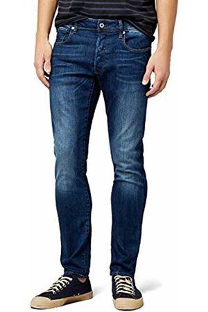 G-Star Men's 3301 Slim-Amazon Exclusive Style Jeans