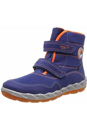Superfit Boys' Icebird Snow Boots, (Blau/ 81)