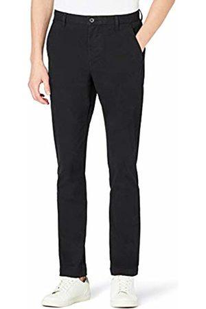 MERAKI Men's Slim Fit Chino Trousers