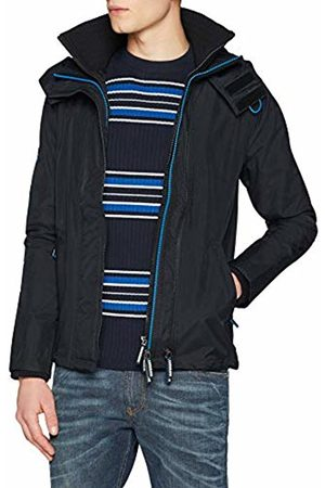 Superdry Men's Tech Hood Pop Zip Wndcheter Nb Sports Jacket, ( /Super Denby Cw9)