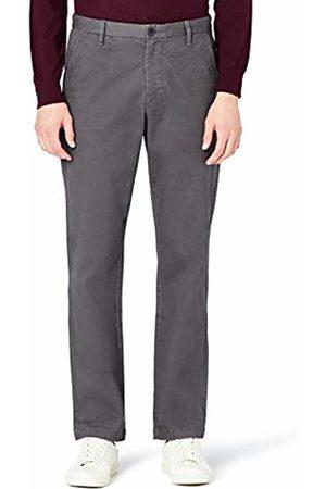 MERAKI Men's Regular Fit Chino Trousers