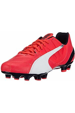 Puma Men's Evospeed 3.3 FG Football Boots, (Bright Plasma- -Peacoat 03)