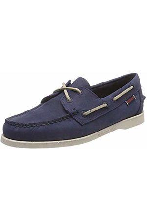 SEBAGO Women's Docksides NBK W Boat Shoes, ( Navy 908)