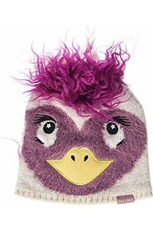 Fat Face Girl's Elsie Emu Beanie Hat