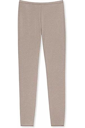 Schiesser Women's Leggings Boy Short, (Braun 300)