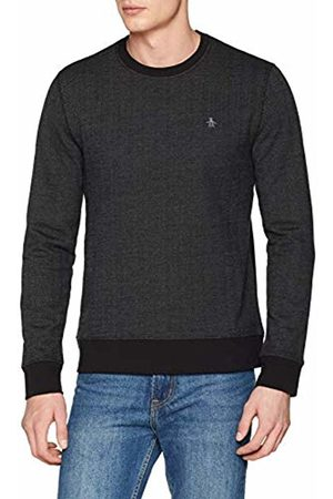 Original Penguin Men's Herringbone Sweatshirt (True )