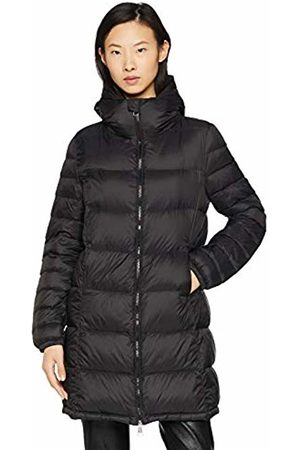 HUGO BOSS Casual Women's Orealy Outdoor Gilet, ( 001)