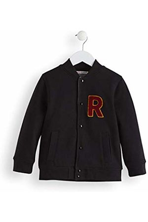 RED WAGON Boy's Jersey Lined Bomber Jacket