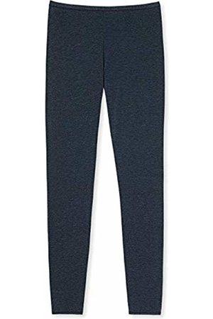 Schiesser Women's Leggings Boy Short, -Blau (Nachtblau 804)