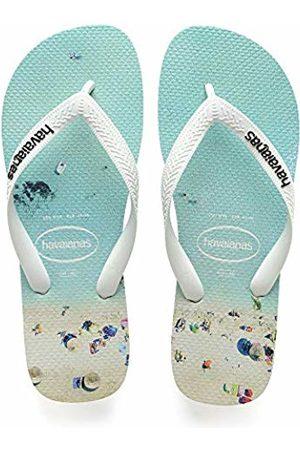 Havaianas Unisex Adults' Hype Flip Flops