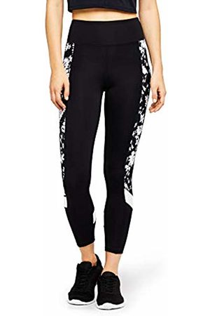 AURIQUE Printed Side Panel Sports Tights, ( / )