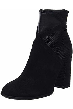 CUPLÉ Women's ROMBOS Ankle Boots, ( 0001)