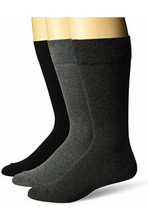 Buttoned Down Men's 3-Pack Pima Cotton Dress Socks