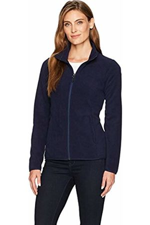Amazon Essentials Womens Full-Zip Polar Fleece Jacket, Night Navy