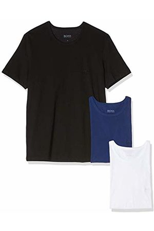 HUGO BOSS Men's T-Shirt Rn 3p Co (Open 480)