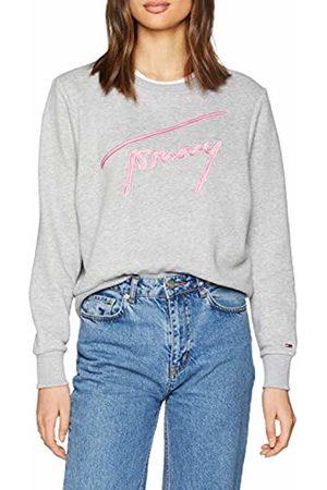 Tommy Hilfiger Women's Signature Detail Short Sleeve Sweatshirt