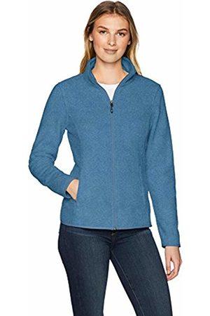 Amazon Essentials Women's Standard Full-Zip Polar Fleece Jacket, Heather