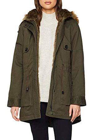 Women's Hooded Jacket Parka
